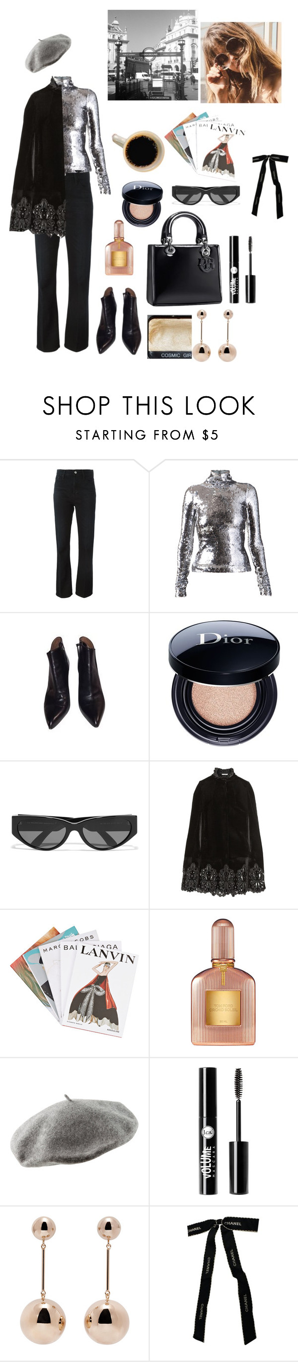 """Untitled #89"" by moudhi-75 ❤ liked on Polyvore featuring AG Adriano Goldschmied, Atto, Alaïa, Christian Dior, Balenciaga, Erdem, Assouline Publishing, Tom Ford, H&M and Charlotte Russe"