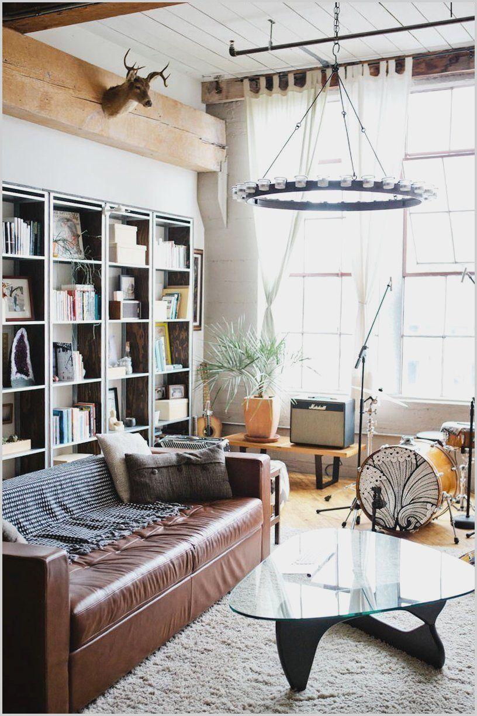 Small Living Room Loft Ideas