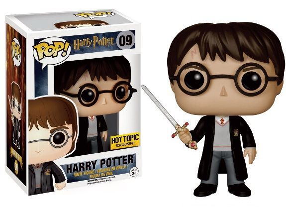 harry potter figurer
