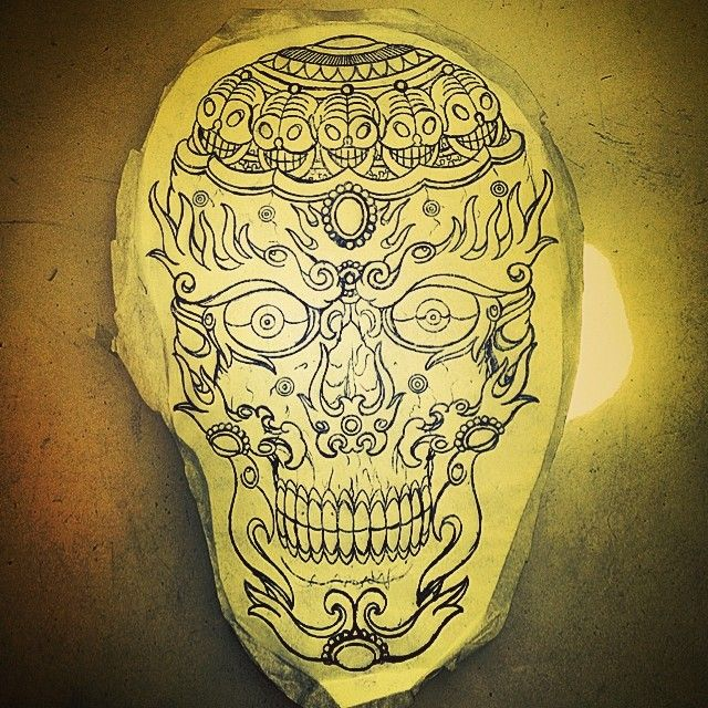 Ready for tattooing. Done by Hoge TattooStage.com - Ratings and reviews for tattoo artists and studios. #tattoo #tattoos #ink