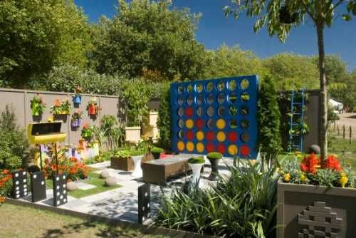 Delicieux Super Cool Kids Yard!