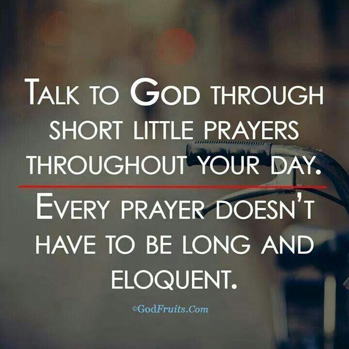 Little prayers
