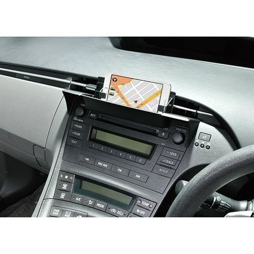 2010 2013 Toyota Prius Lcd Sun Screen Shield Cell Phone Holder