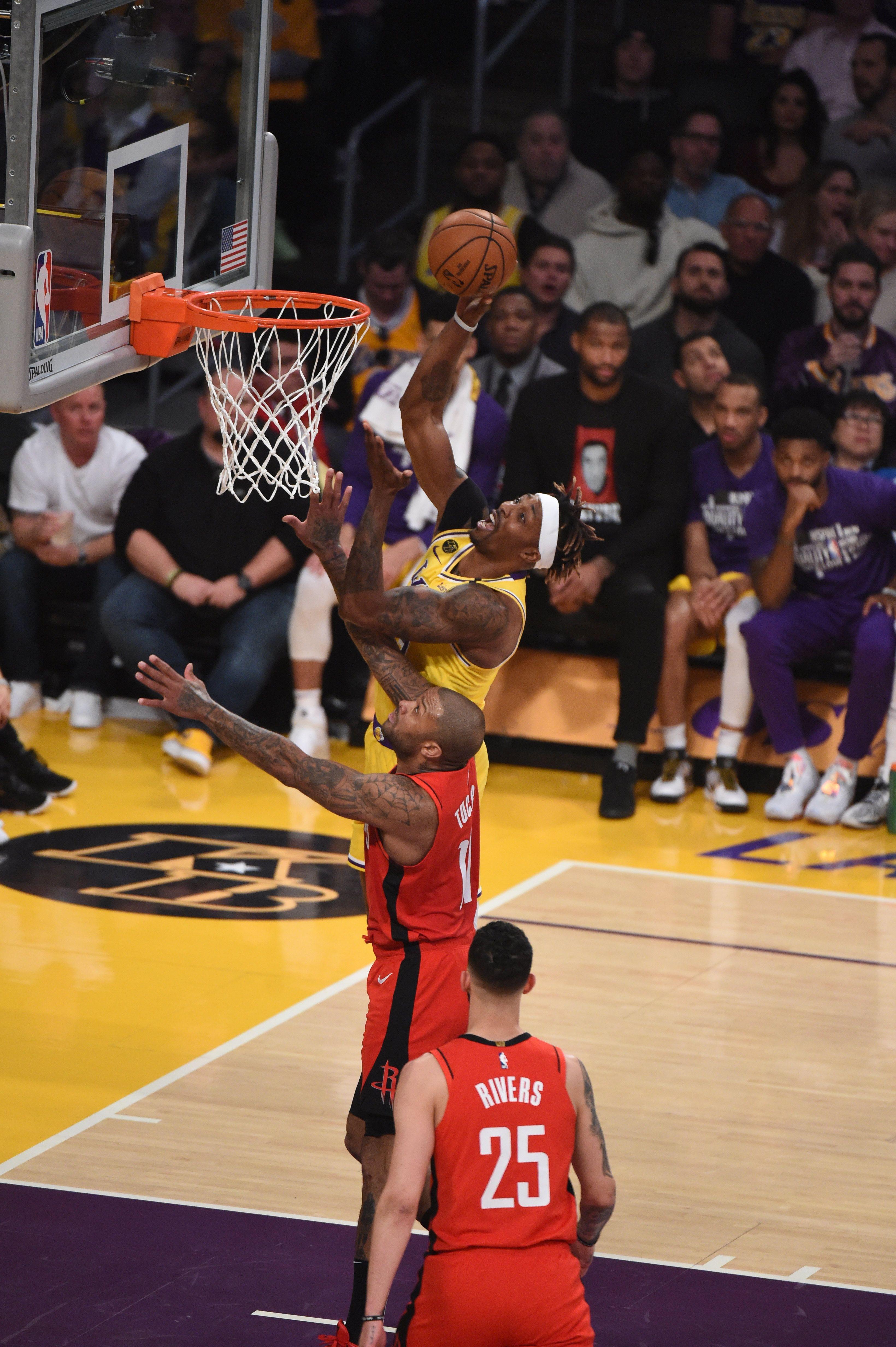 Photos Lakers Vs Rockets 02 06 2020 Los Angeles Lakers Em 2020
