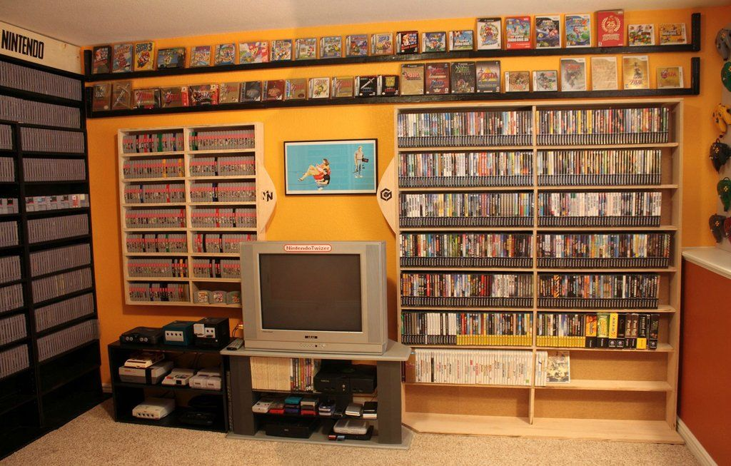 Mother Of Retro Gaming For The Home Pinterest Video Game Rooms