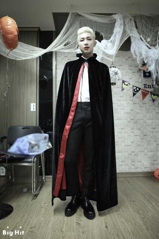 Rapmon • BTS Halloween Special ♡