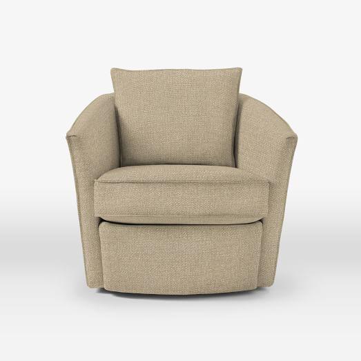 Duffield Swivel Chair Swivel Chair Upholstered Swivel
