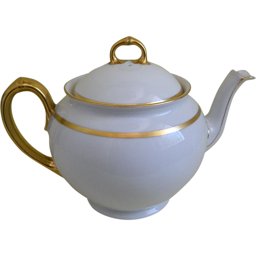 M Z Austria Teapot, 1894 - 1909 | TEAPOTS AND TEA SETS | Tea