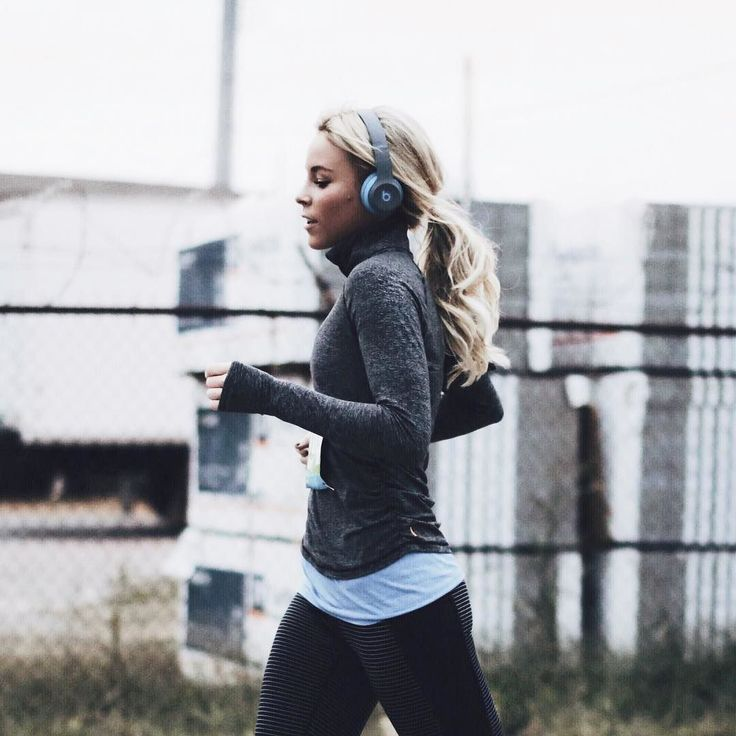 Sweat it out with a morning jog.