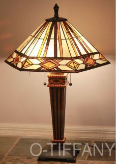 Tiffany Style Stained Glass Mission Lamp Tucson Shade Only Stained Glass Floor Lamp Lamp Stained Glass Lamps