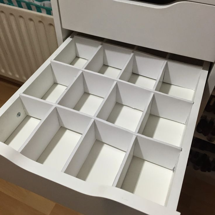Ikea Alex 5 Drawer Divider Tray Ideas The Office Pinterest Dividers And