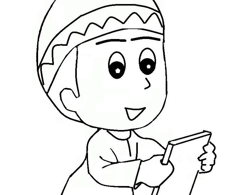 21 Contoh Gambar Kartun Bersalaman Gambar Mewarnai Anak Muslim 3 Warna Gambar Dan Anak Download Upin Ipin Suasana Hari Raya Si Kartun Gambar Kartun Gambar