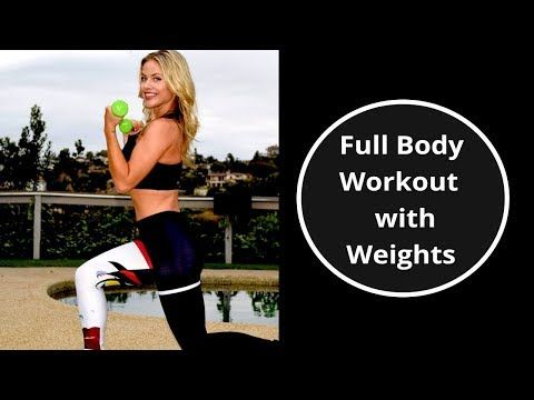 youtube  full body workout dumbbell workout for