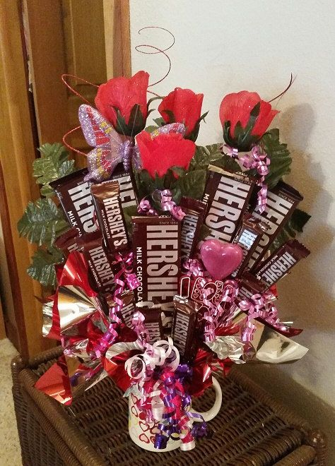 Chocolate Covered Strawberries Bouquet