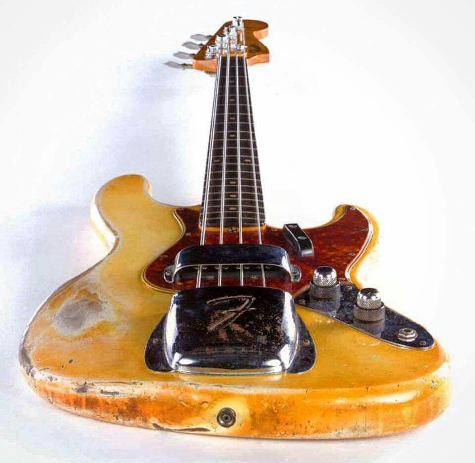 Pin By Rogier Van Wegberg On Basses Vintage Bass Guitars Fender Jazz Bass Fender Bass Guitar