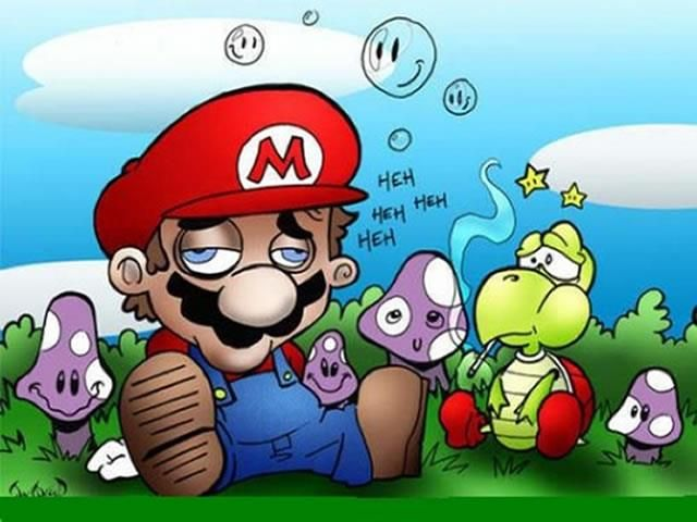 The High Life - Mario style!