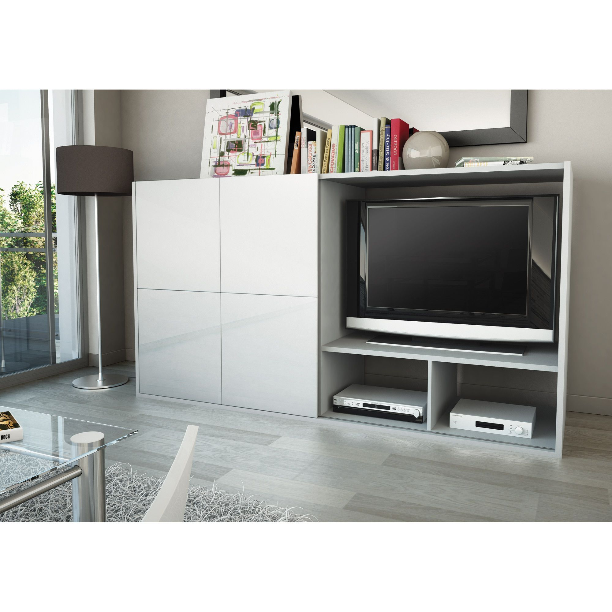 Porte Coulissante Meuble Tv - Inspirant Meuble Tv Porte Coulissante D Coration Fran Aise [mjhdah]https://www.gianecchini.us/wp-content/uploads/images/1515929188-meuble-tv-design-avec-porte-coulissante-solutions-pour-la-meuble-tv-porte-coulissante.jpg