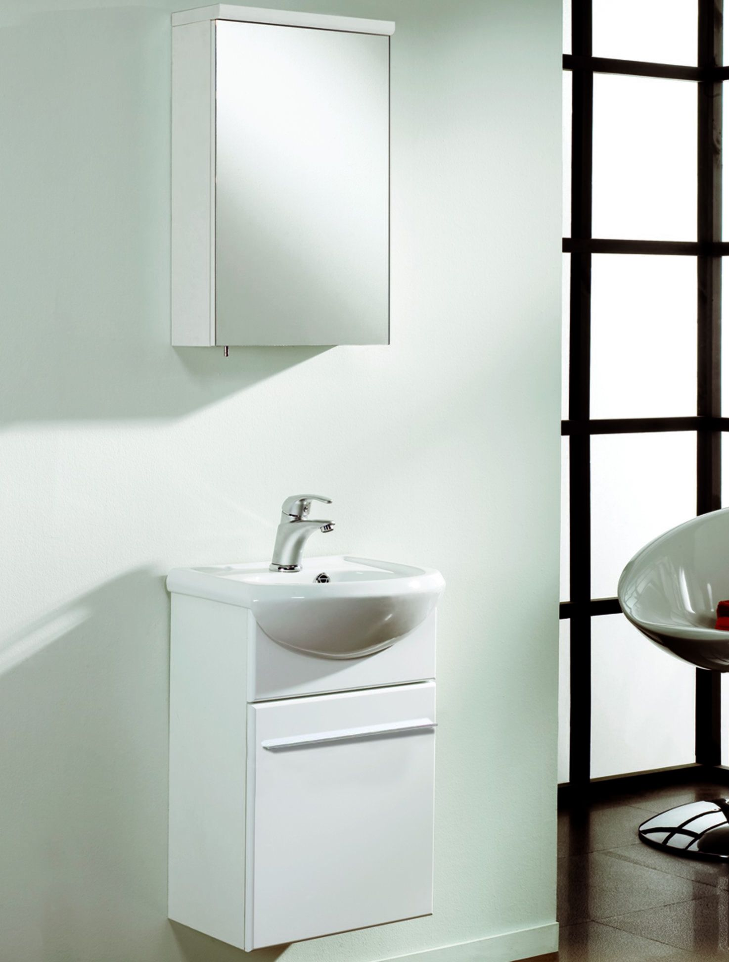 Pin by Bathrooms Direct on Wall Mounted Bathroom Vanities ...