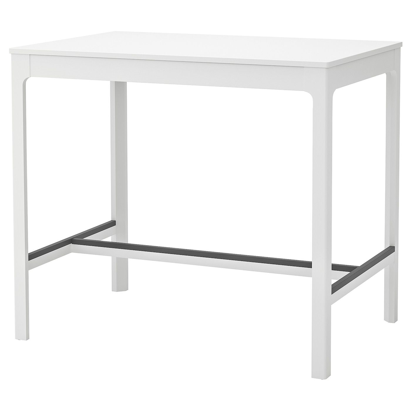 Ekedalen Bar Table White 47 1 4x31 1 2 White Bar Table Bar Table Ikea Ikea Bar