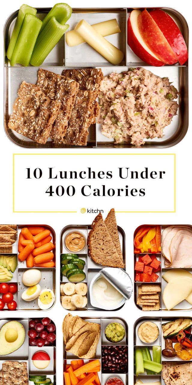 10 Quick and Easy Lunch Ideas Under 400 Calories