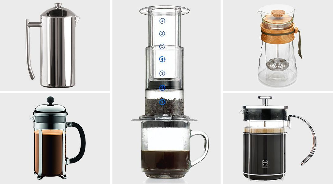 10 Best French Press Coffee Makers French Press Coffee Maker Best French Press Coffee Coffee Making Machine