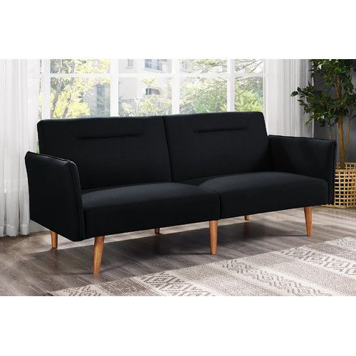 Found It At Allmodern Fresno Convertible Sofa