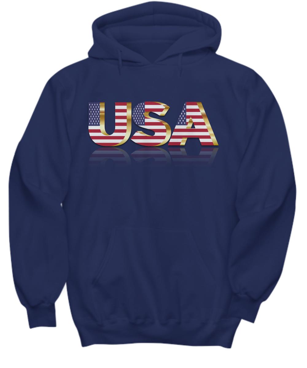 The USA - Hoodie