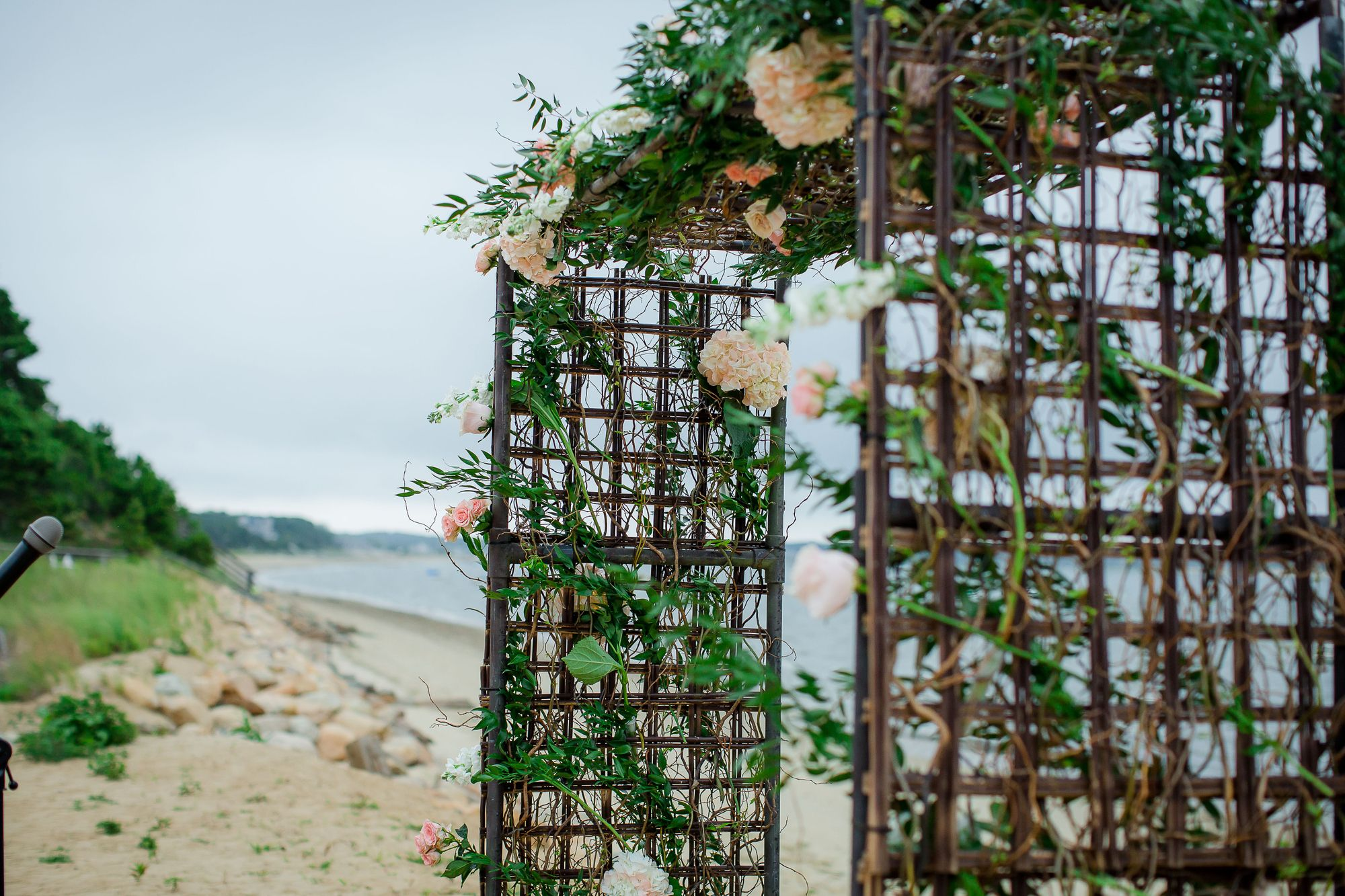 Beautiful Rustic Wedding Arch In 2020 Wooden Wedding Arches Wedding Arch Rustic Real Weddings
