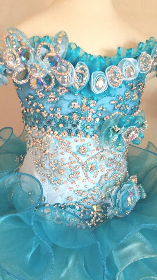 Glitz pageant dress | Pageant for little ones | Pinterest | Glitz ...