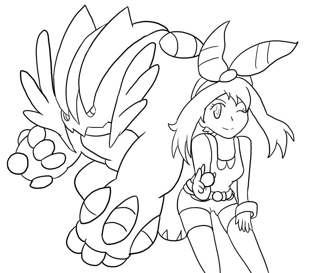 Pokemon Swampert Coloring Pages Coloring Pages Pokemon Color