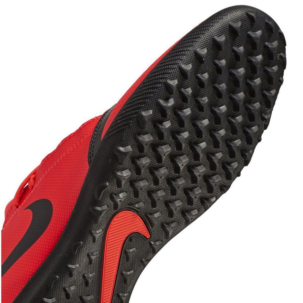 Buty Pilkarskie Nike Phantom Venom Club Tf M Ao0579 600 Czerwone Czerwone Football Shoes Nike Nike Shoes