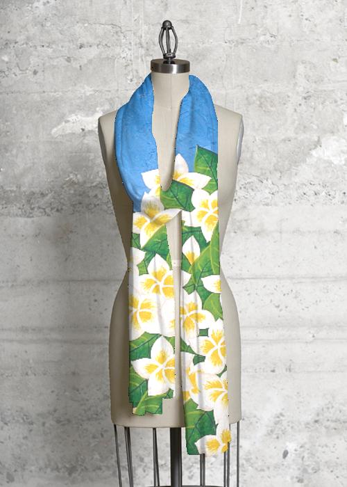 Modal Scarf - Secret garden scarf by VIDA VIDA yEOe5rgUvv