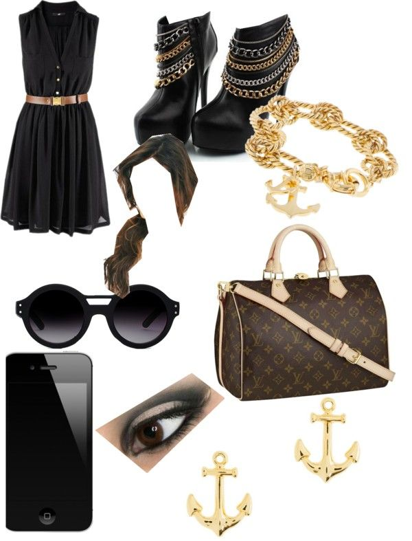 """""""Fashion Show"""" by porterl ❤ liked on Polyvore"""