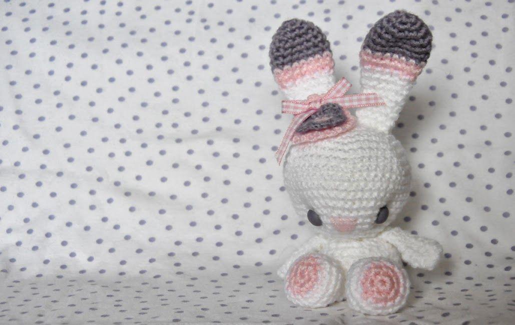 Conejito Baby | Chica outlet | AMIGURUMIS 3 APLICACIONES | Pinterest ...
