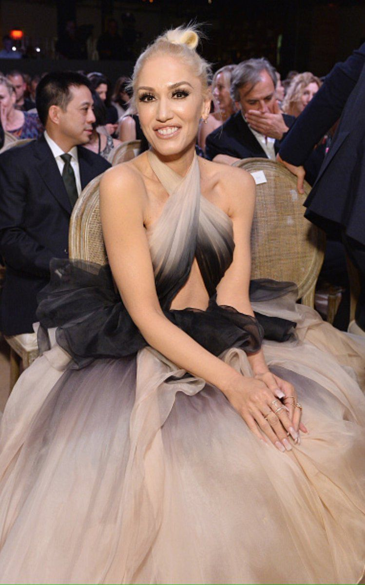 "cherryonn ""Gwen Stefani at Glamour Women of the Year"