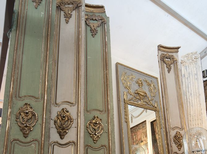 Les Boiseries Du Xviie Moldings Interiors And Paint