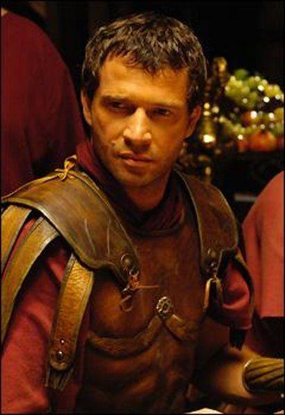 Rome's Marc Antony: James Purefoy