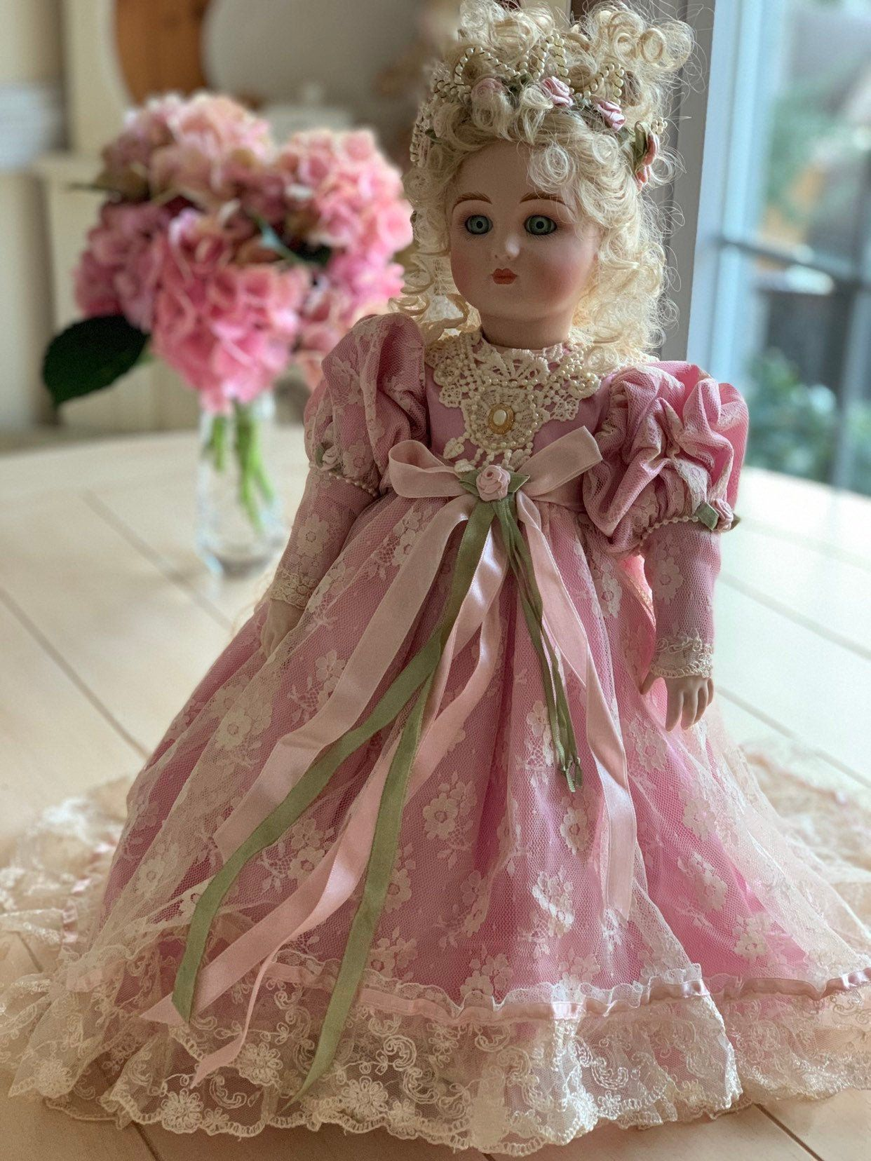 Collectible Doll Porcelain Doll Victorian Style Doll Ribbon Lace Roses Mauve #dollvictoriandressstyles Collectible Doll Porcelain Doll  Victorian Style Doll Ribbon Lace Roses Mauve #dollvictoriandressstyles Collectible Doll Porcelain Doll Victorian Style Doll Ribbon Lace Roses Mauve #dollvictoriandressstyles Collectible Doll Porcelain Doll  Victorian Style Doll Ribbon Lace Roses Mauve #dollvictoriandressstyles