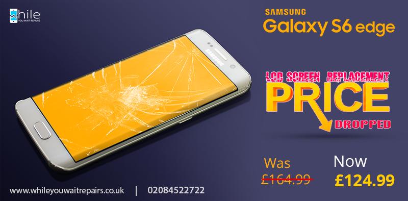 Samsung Galaxy S6 Edge | samsung galaxy phone repairs