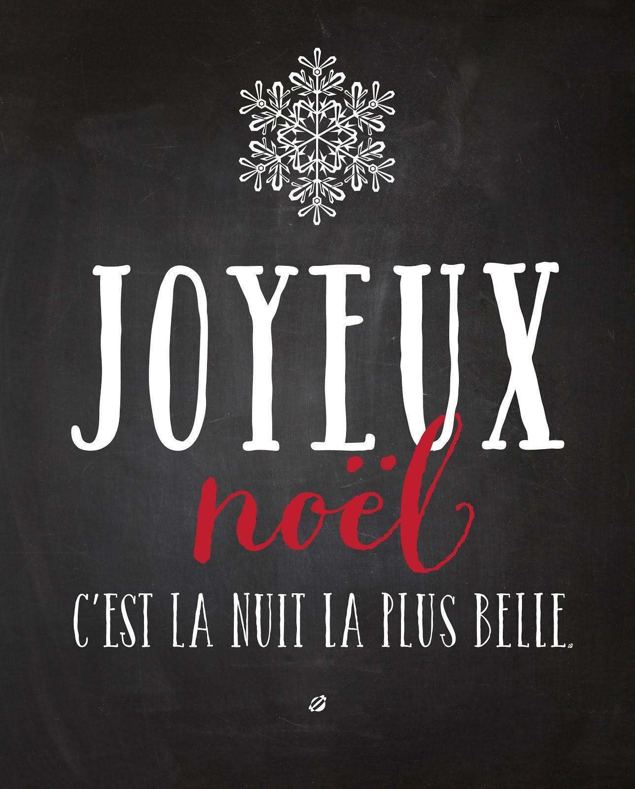 Lostbumblebee Joyeux Noel Free Printable Personal