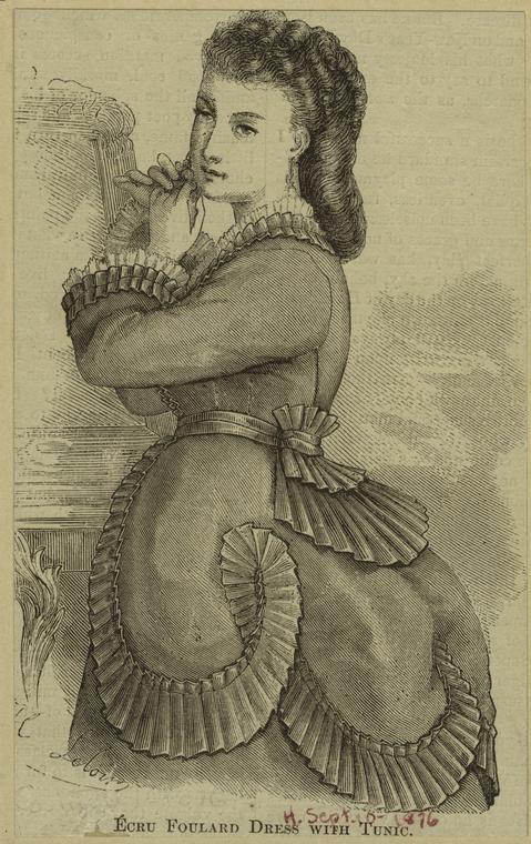 Costume -- 1870s -- American