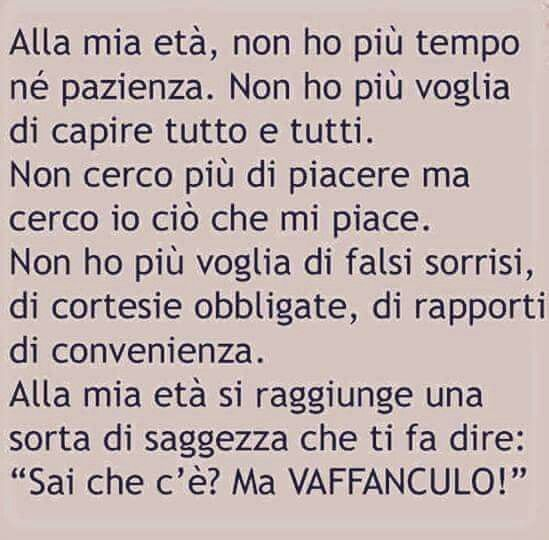 Vita# vaffanculo# dediche#