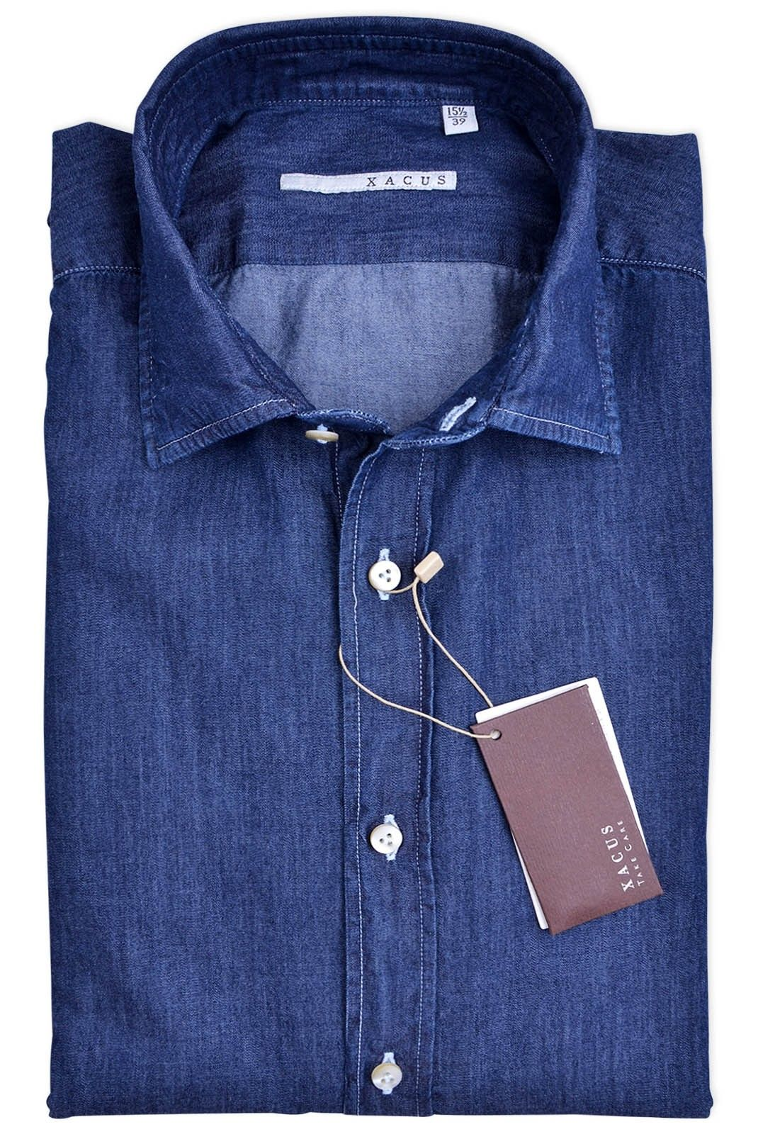 Clearance Wholesale Price DENIM - Denim shirts Xacus Low Shipping Online ROrjh