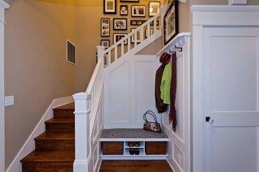 designer stairways | ... staircase design by portland interior designer Angela Todd Designs