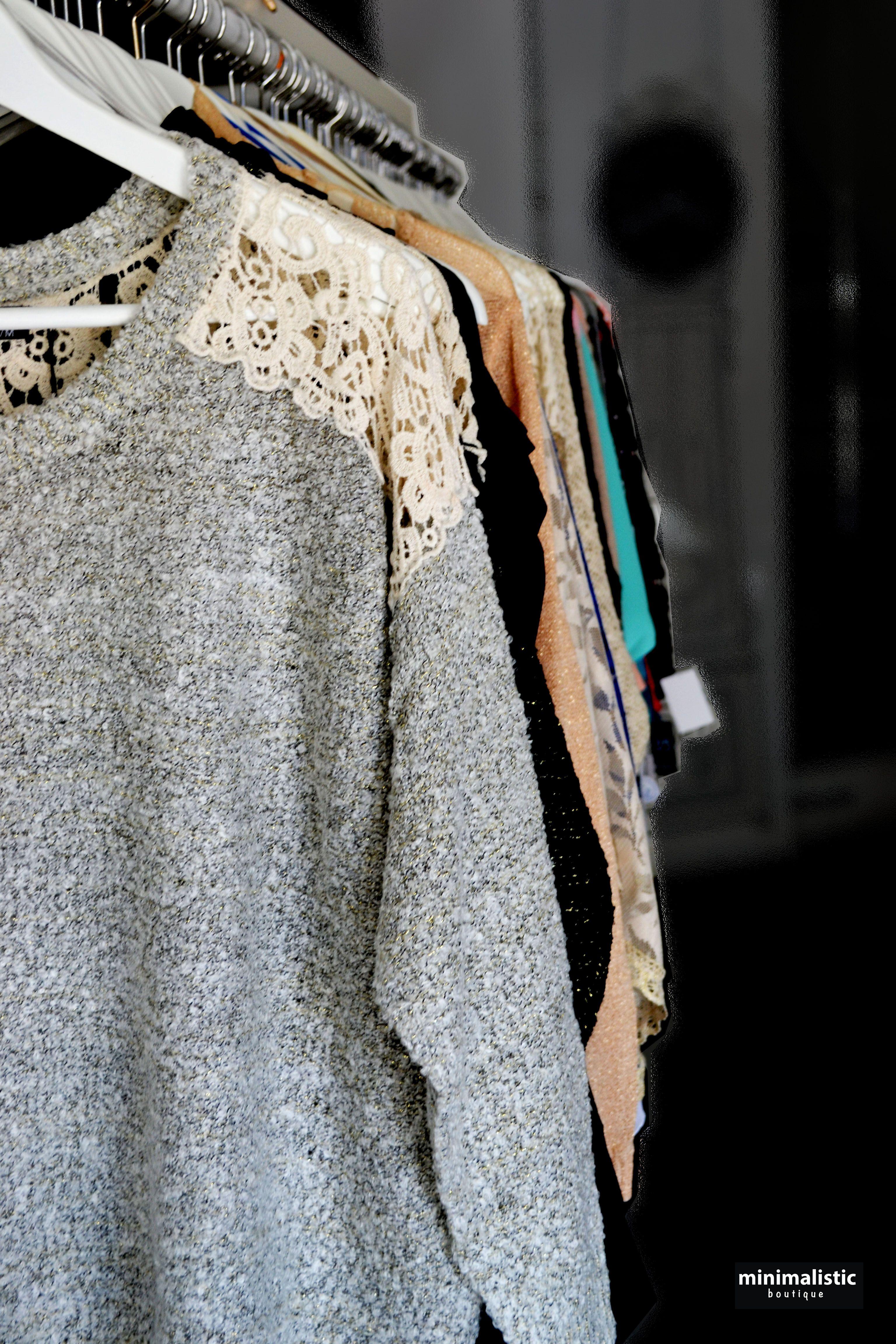 Minimalistic boutique by angela clothing racks pinterest boutique