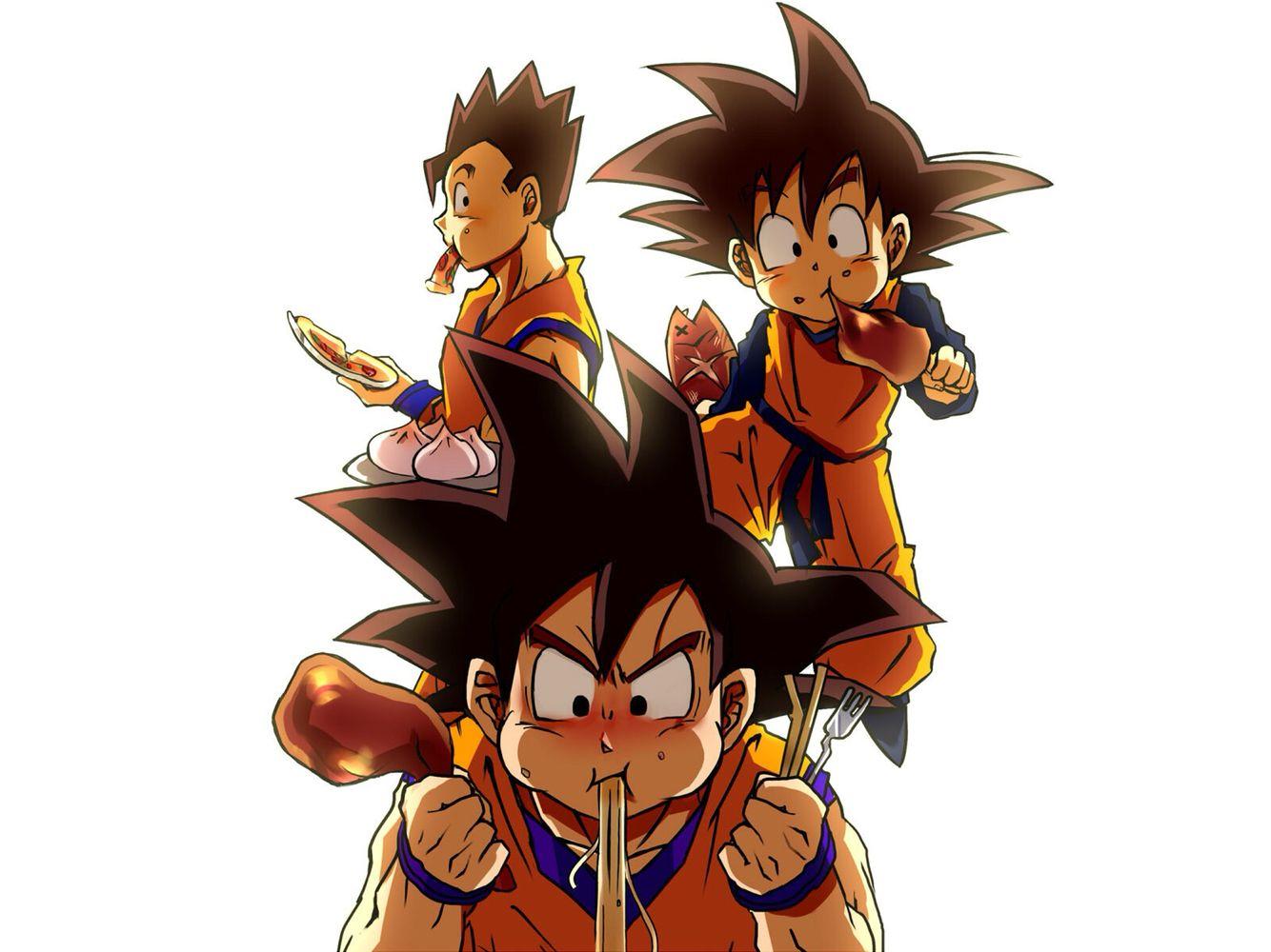 Son Goku Son Gohan Son Goten Anime Dragon Ball Dragon Ball Super Manga Dragon Ball Wallpapers