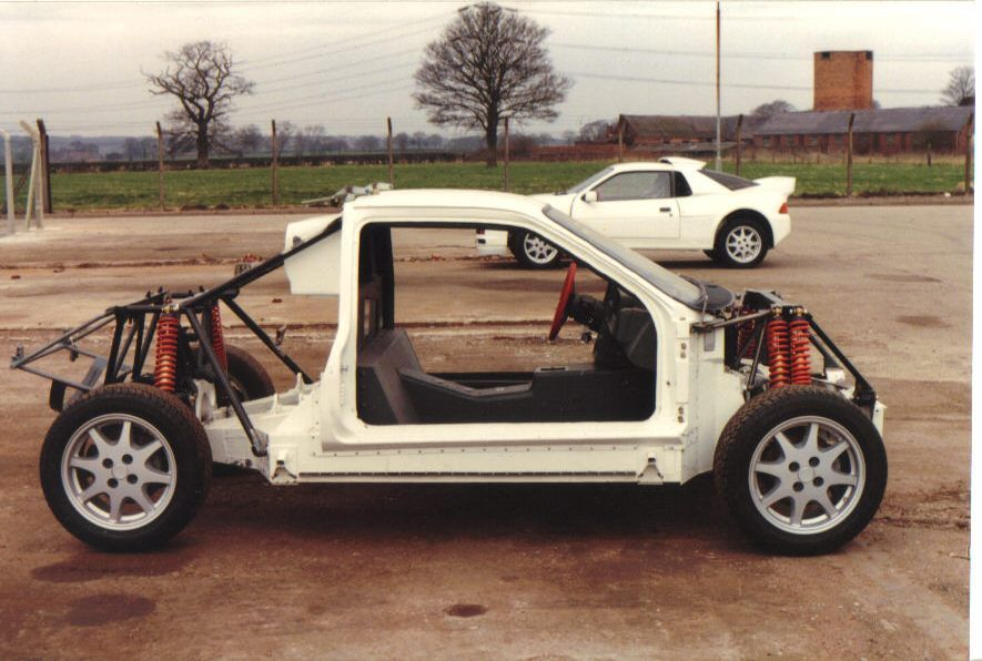 The 1984 86 Ford Rs200 Auta Motorky