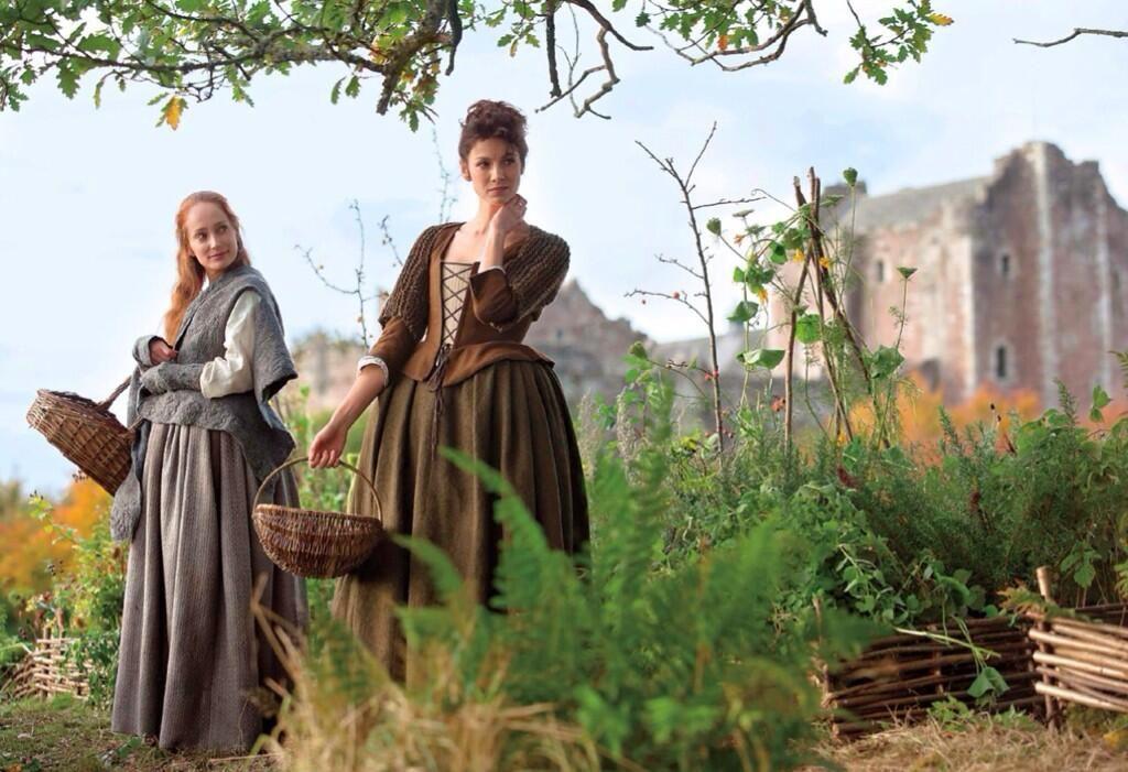 Nuove Foto di Outlander su Entertainment Weekly di Gennaio 2014 | OUTLANDER Italy » La Serie Tv e I Libri di Diana Gabaldon