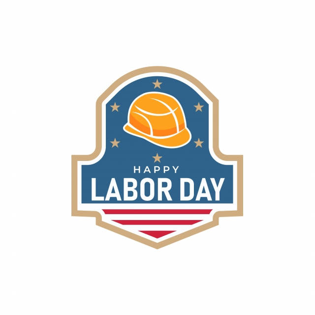 Happy Labor Day Logo Icon Vector And Png