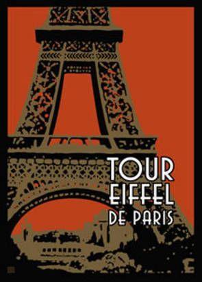 Tour Eiffel De Paris' by Travel | Fine Art Prints | GalleryDirect